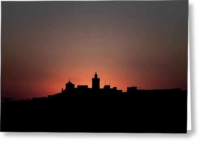 Cittadella - Gozo Greeting Card