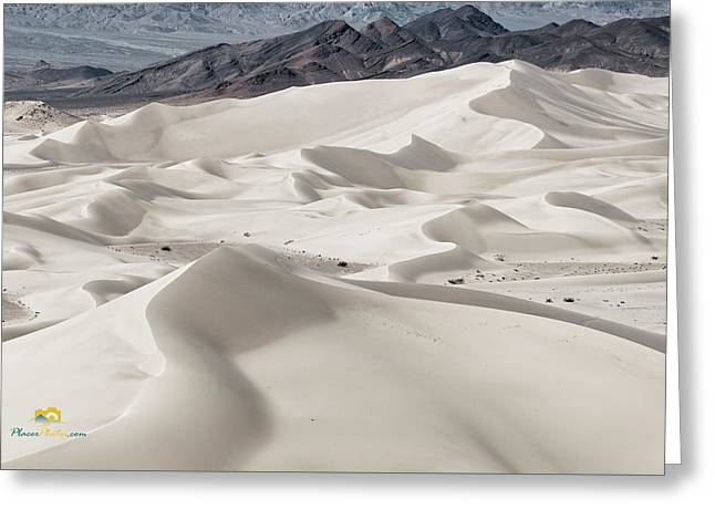Dumont Dunes 5 Greeting Card
