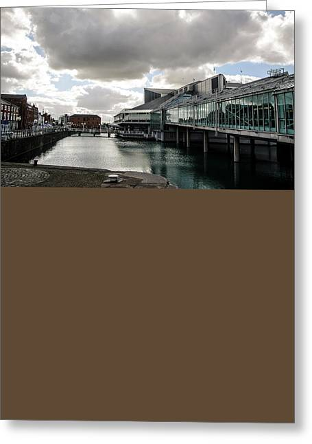 Hull Greeting Card