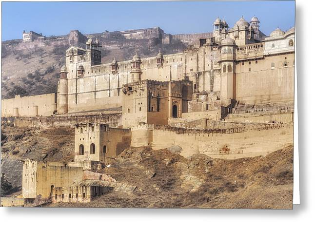 Jaipur - India Greeting Card