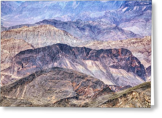 Jebel Shams - Oman Greeting Card by Joana Kruse