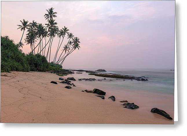 Koggala - Sri Lanka Greeting Card