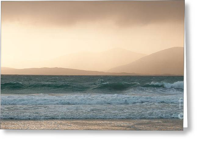Luskentyre Greeting Card