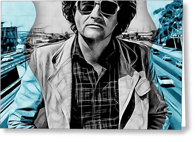 Randy Newman Collection Greeting Card