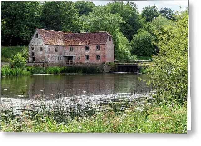 Sturminster Newton Mill - England Greeting Card