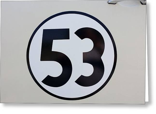 53 Herbie Greeting Card
