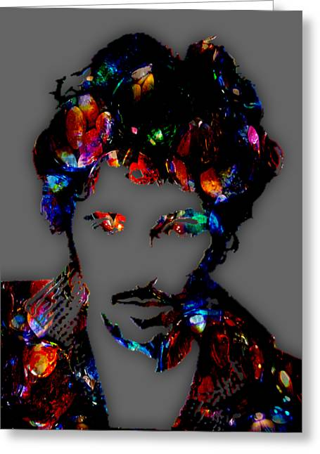 Bruce Springsteen Collection Greeting Card