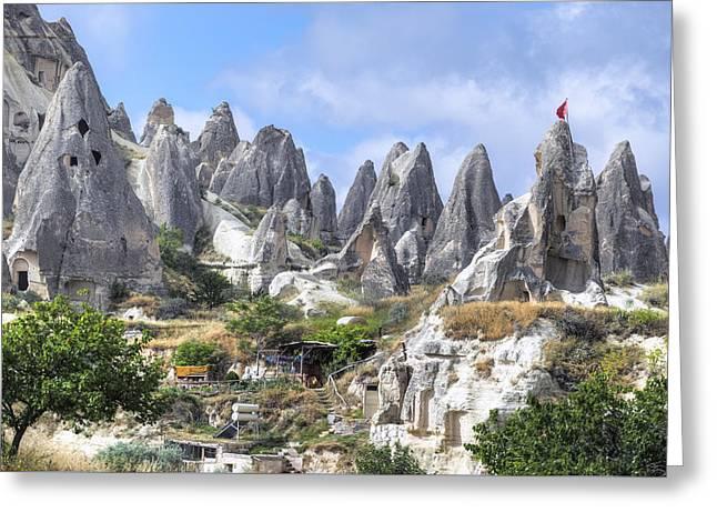 Cappadocia - Turkey Greeting Card