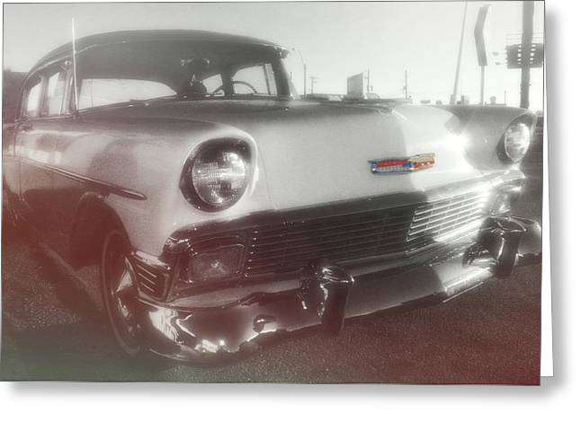 56 Belair In Memphis Greeting Card by JAMART Photography
