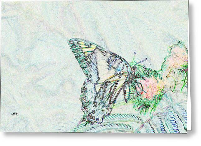 5859 4 Greeting Card by Jim Simms
