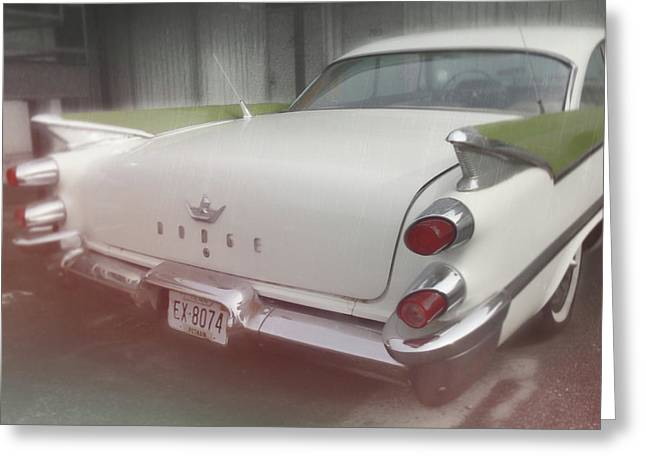 59 Dodge In Memphis Greeting Card by JAMART Photography