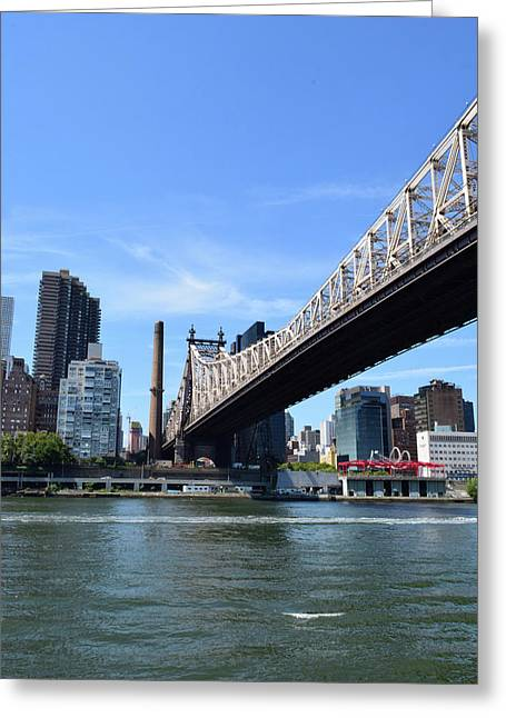 59th Street Bridge No. 13 Greeting Card by Sandy Taylor