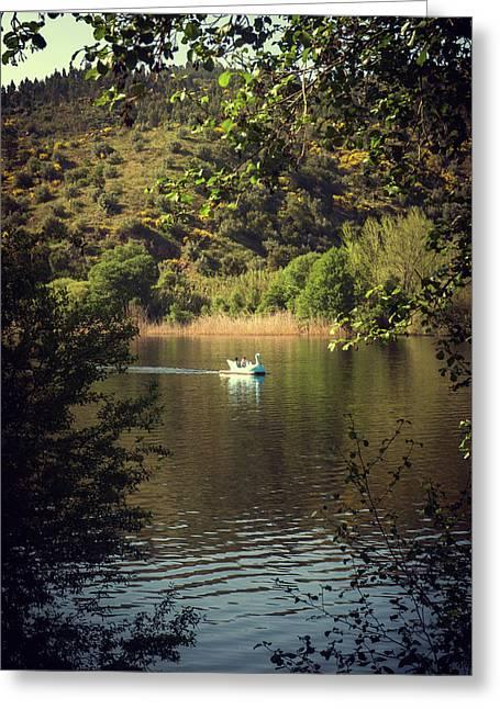 Belver Landscape Greeting Card