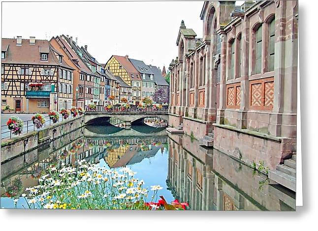 La Petite France - Strasbourg, France Greeting Card by Joseph Hendrix