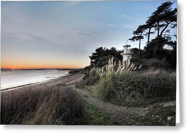 Lepe - England Greeting Card by Joana Kruse