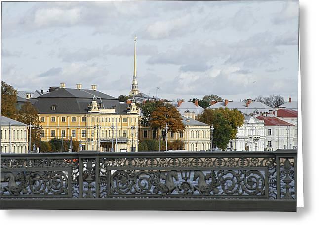 St. Petersburg Greeting Card