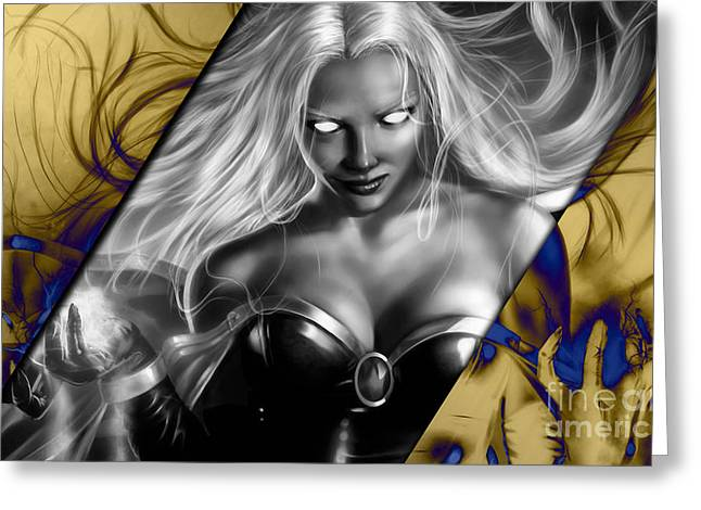 Storm Collection Greeting Card