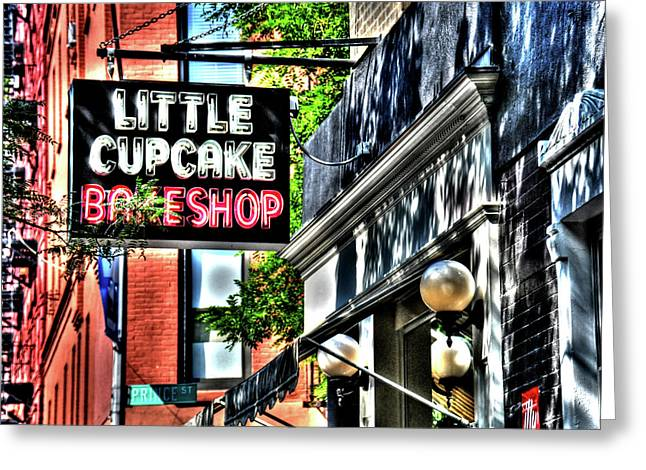 Untitled Greeting Card by Mike Lindwasser Photography