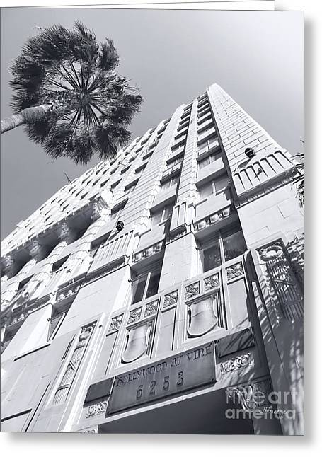 6253 Hollywood At Vine Greeting Card