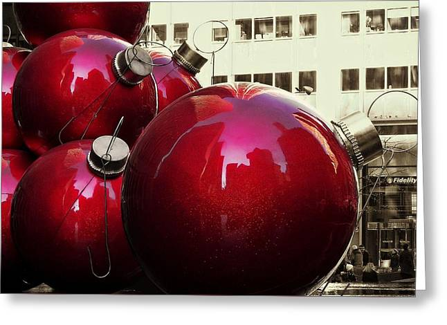 6th Avenue Greeting Card by JAMART Photography