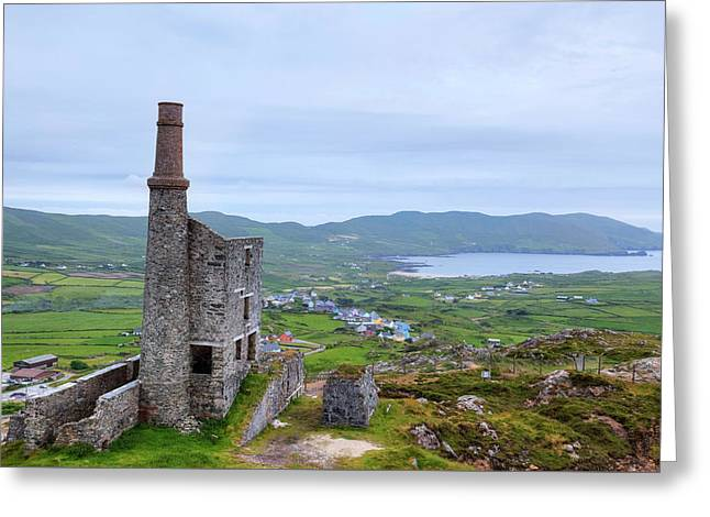 Allihies - Ireland Greeting Card by Joana Kruse