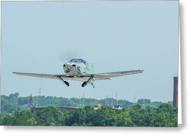 Cracker Fly-in Greeting Card