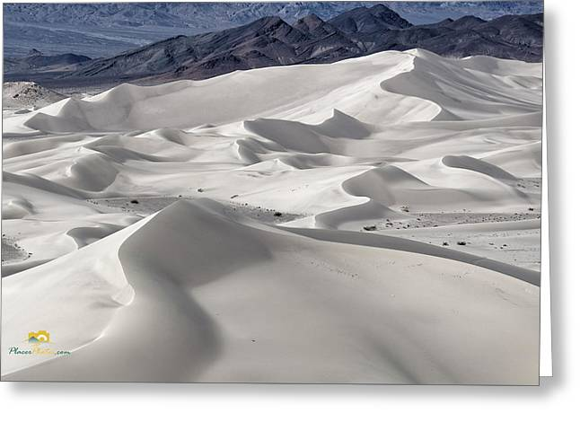 Dumont Dunes 8 Greeting Card