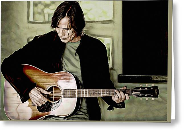 Jackson Browne Collection Greeting Card