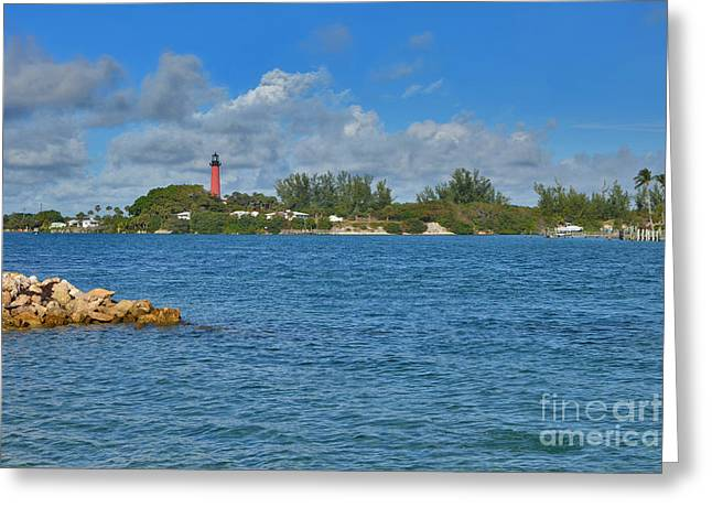 7- Jupiter Lighthouse Greeting Card