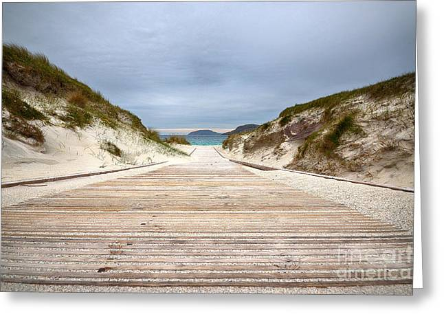 Vatersay Greeting Card
