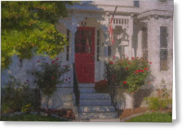 7 Williams Street Greeting Card