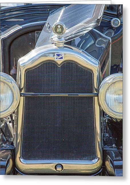 1924 Buick Duchess Antique Vintage Photograph Fine Art Prints 109 Greeting Card