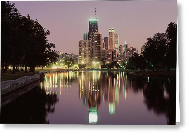 Chicago Il Greeting Card