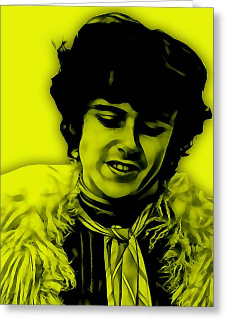 Donovan Collection Greeting Card