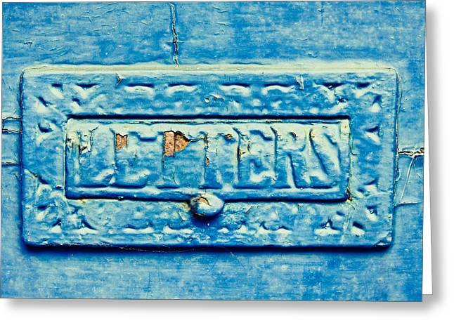 Letterbox Greeting Card