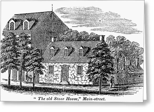 Washington: Headquarters, Greeting Card by Granger