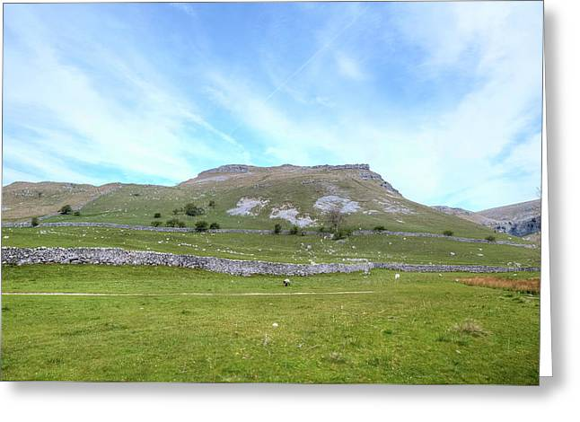 Yorkshire Dales - England Greeting Card by Joana Kruse