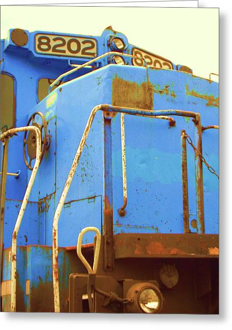 Greeting Card featuring the photograph 8202 by Susan Carella