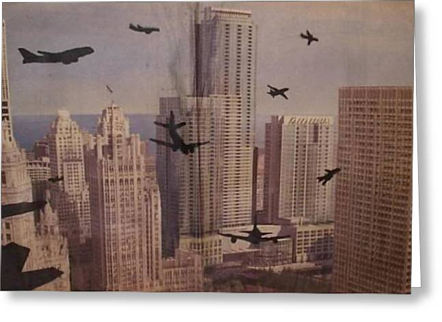 9-11-50 Greeting Card