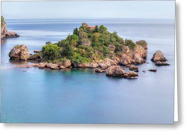 Isola Bella - Sicily Greeting Card