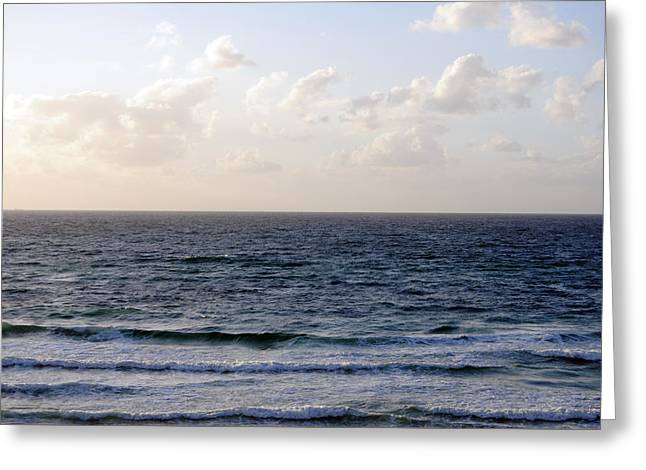 Jaffa Beach 1 Greeting Card