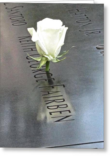 911 Remembrance Greeting Card