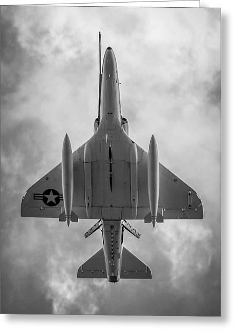 A-4 Skyhawk Greeting Card