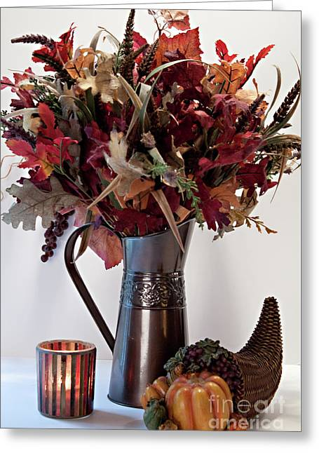 A Autumn Day Greeting Card