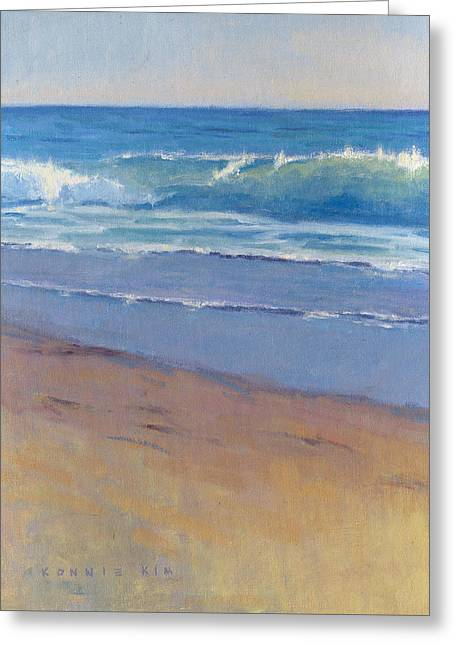 Gentle Wave / Crystal Cove Greeting Card