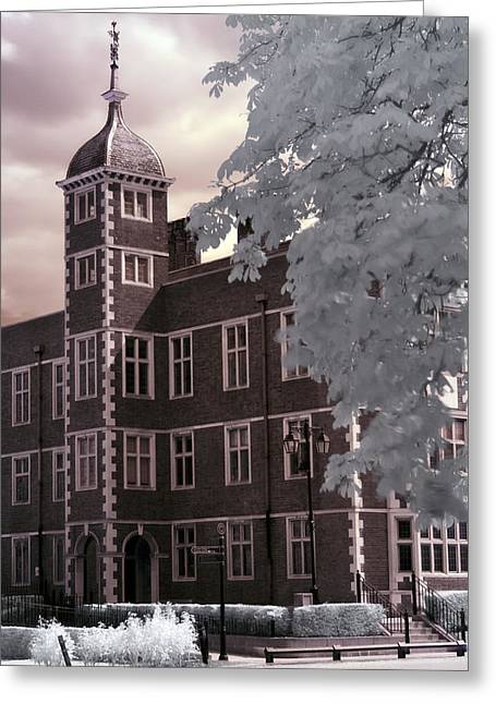 A Glimpse Of Charlton House, London Greeting Card