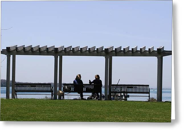 A Lazy Day Greeting Card by Paul SEQUENCE Ferguson             sequence dot net