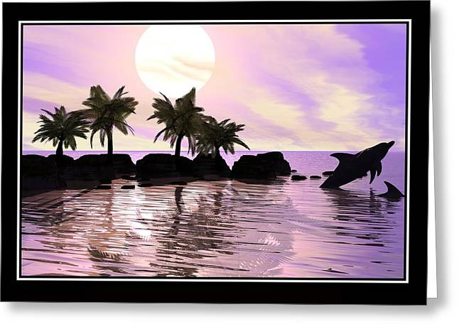Best Sellers -  - Storm Prints Digital Art Greeting Cards - A milisecond shot Greeting Card by William  Ballester
