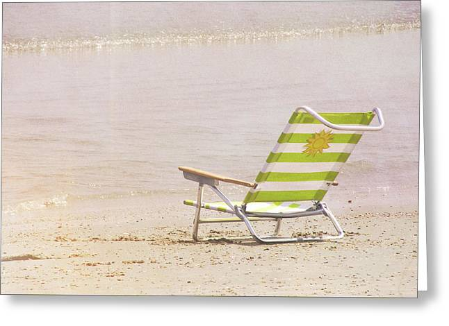 A Perfect Vacation Greeting Card by JAMART Photography