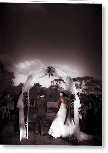 A Pivotal Moment In Life Greeting Card by Jorgo Photography - Wall Art Gallery